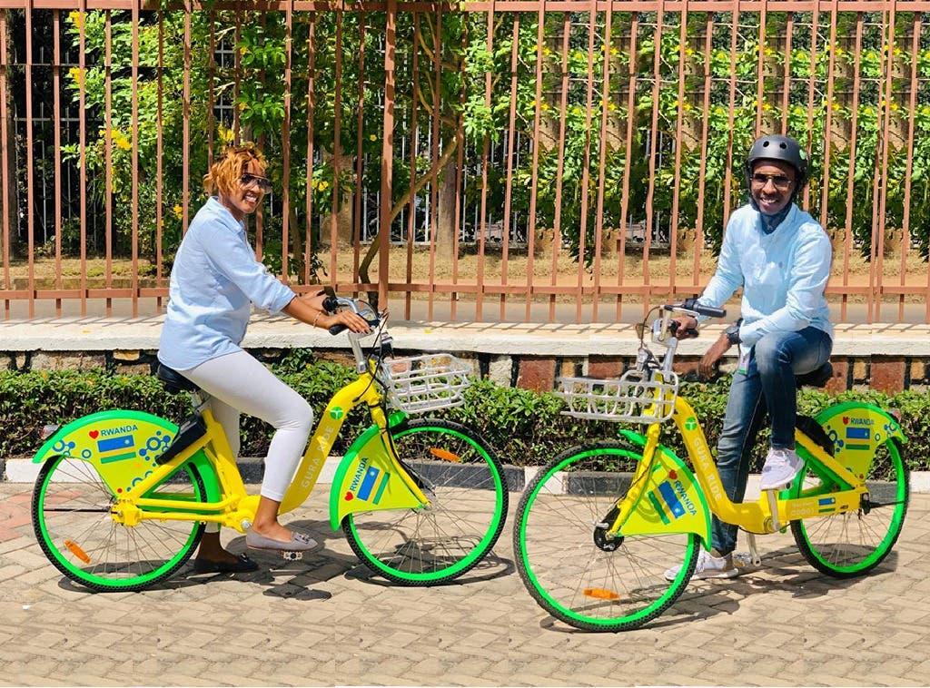 Rwanda's GURARIDE Looks To Jumpstart Africa's Bikeshare & Micromobility Industry